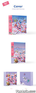 Red Velvet Mini Album - 'The ReVe Festival' Day 2 (Day 2 + Guide Book Version) + 3 Posters in Tube (Group + Random Member Version + Guide Book Version)