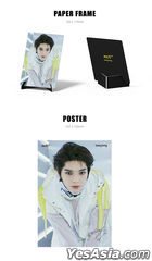 NCT 127 - SM Artist Puzzle Package Chapter 2: Puzzle Package (Tae Yong Version)