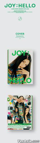 Red Velvet : Joy Special Album - Hello (Photo Book Version)
