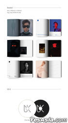TVXQ: U-Know Yun Ho Mini Album Vol. 1 - True Colors (Random Version) + Random Poster in Tube