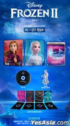 Frozen II (Blu-ray + OST) (Limited Edition) (Korea Version)