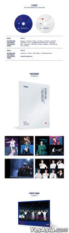 BTS World Tour 'Love Yourself: Speak Yourself' London (Blu-ray) (2-Disc) (Korea Version)