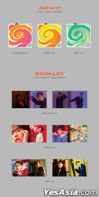 EXO: Baek Hyun Mini Album Vol. 2 - Delight (Honey Version) (KiT Album) + Random Poster in Tube