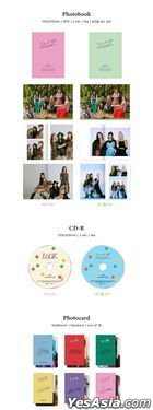 Apink Mini Album Vol. 9 - LOOK (Random Version)