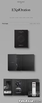 EXO PLANET #5 -EXplOration- Photobook & Live Album