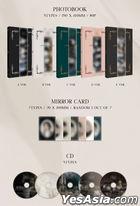 GOT7 Mini Album - DYE (B Version) + First Press Limited Gift + Random Poster in Tube