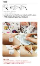 Korean Pattern Tattoos (King)