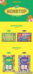 Oh My Girl Mini Album Vol. 7 - NONSTOP (Random Version) + Poster in Tube