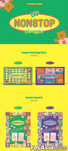 Oh My Girl Mini Album Vol. 7 - NONSTOP (Quest Version) + Poster in Tube