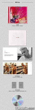 Tae Yang Vol. 3 - WHITE NIGHT (White + Red + Blue Version) (3-Disc)