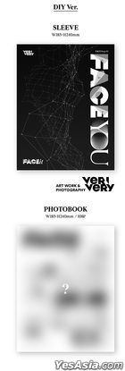 VERIVERY Mini Album Vol. 4 - FACE YOU (DIY Version)
