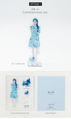 IU - [2019 Love, poem] ACRYLIC STAND (Commonness Version)