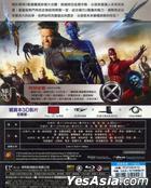 X-Men: Days of Future Past (2014) (Blu-ray) (3D + 2D) (2-Disc) (Taiwan Version)