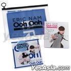 Eric Nam - Ooh Ooh (Autographed CD) (Limited Edition) + Slogan + Button Set
