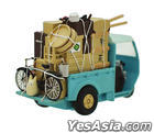 My Neighbor Totoro : Pull Back Collection Auto 3-wheel Car