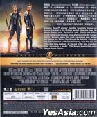 The Hunger Games: Catching Fire (2013) (Blu-ray) (Hong Kong Version)