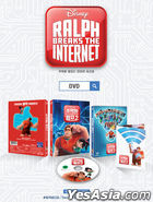 Ralph Breaks The Internet (DVD) (Korea Version)