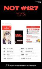NCT 127 - Cashbee Card (Yuta)