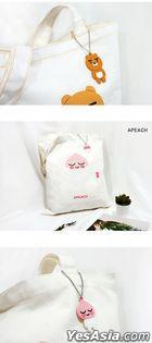 Kakao Friends Ryan Apeach Pocket Eco Bag (Ryan)