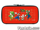 Nintendo Switch Smart Pouch EVA Super Mario 3D (Japan Version)