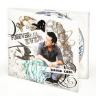 David Choi Vol. 3 - Forever And Ever (Korea Version) (Autographed CD)