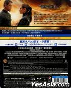 Jupiter Ascending (2015) (Blu-ray) (3D + 2D 2-Disc Steel Case) (Taiwan Version)