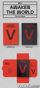 WayV Vol. 1 - Awaken The World (Random Version)
