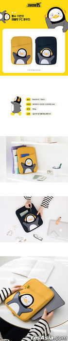 Pengsoo 11-inch Tablet PC Pouch (Navy)