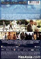 Midnight in Paris (2011) (DVD) (Hong Kong Version)