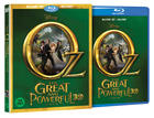 Oz: The Great and Powerful (2013) (Blu-ray) (2-Disc) (3D+2D Combo Pack) (Korea Version)