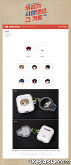 GOT7 ♥ I GOT7 6th Fan Meeting 'Once Upon A Time' Official Goods - GOTOON Earphone Case (Jin Young)