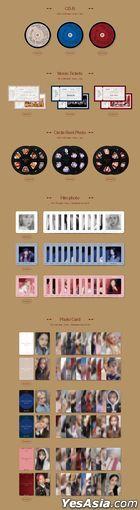 IZ*ONE Mini Album Vol. 4 - One-reeler / Act IV (Scene #3 'Stay Bold' Version)