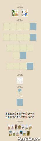 Seventeen Mini Album Vol. 7 - Heng:garae (HANA Random Version + DUL Random Version + SET Random Version + NET Random Version) + 4 Posters in Tube