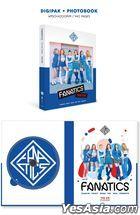 Fanatics Mini Album Vol. 1 - The Six