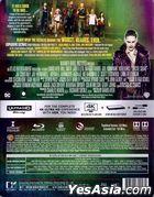 自杀特攻: 超能暴队 (2016) (4K UltraHD + Blu-ray 双碟铁盒加长版) (香港版)