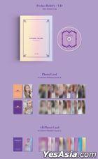 IZ*ONE Mini Album Vol. 3 - Oneiric Diary (Oneiric Version) + Random Poster in Tube