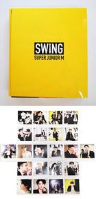 SMTOWN Pop-up Store - Super Junior-M - Swing Polaroid Set (22pcs)