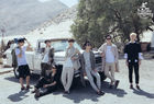 GOT7 'Gotcha' - Perfect Getaway in L.A. - 2nd Photobook (All Members Autographed) (Limited Edition)