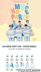 Monsta X 2020 Fan Concert 'MX Home Party' Official Goods - Paper Mobile (Ki Hyun)