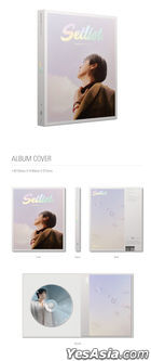 Shin Hye Sung Special Album - Setlist + Poster in Tube