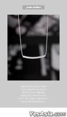 BTS: V Style - Pruta Necklace (Glittered)