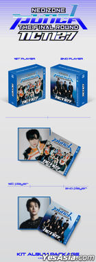 NCT 127 Vol. 2 Repackage - NCT #127 Neo Zone: The Final Round (Kihno KiT Album) (Random Cover) + Poster in Tube