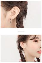 BTS : Jimin & EXO Style - Hearts Drop Earrings