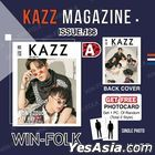 KAZZ : Vol. 166 - Win & Folk - Cover A