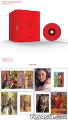 MAMAMOO Mini Album Vol. 7 - RED MOON