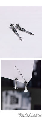 BIGBANG: G-Dragon Style - Flecha Earring (Curve)
