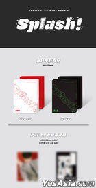 Lee Jin Hyuk Mini Album Vol. 2 - [Splash!] (ooo Version)