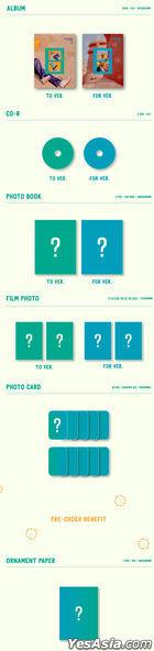 Jeong Se Woon Vol. 1 - 24 Part.1 (Random Version) + Random Poster in Tube