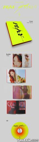 Chung Ha Single Album - MAXI SINGLE + Poster in Tube