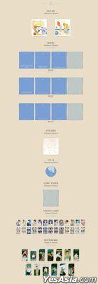 Seventeen Mini Album Vol. 7 - Heng:garae (NET Version / Random Version) + Random Poster in Tube